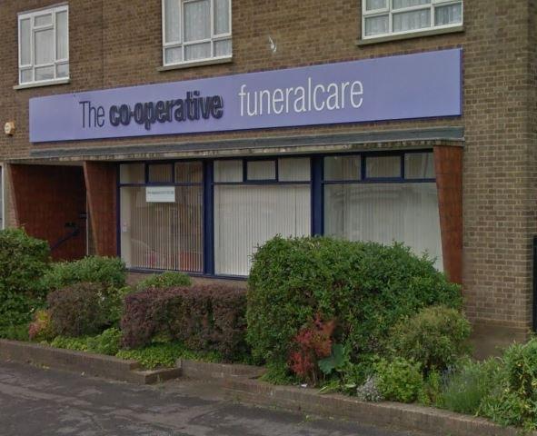 Co-op Funeralcare, Grays