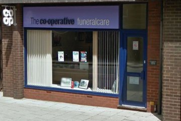 The Co-operative Funeralcare, Tonypandy