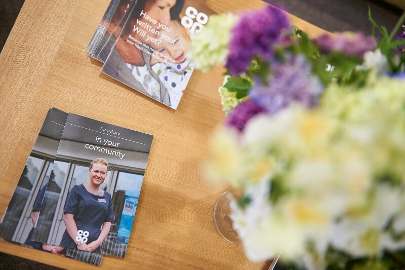 The Co-operative Funeralcare, Bulwell, Nottinghamshire, funeral director in Nottinghamshire