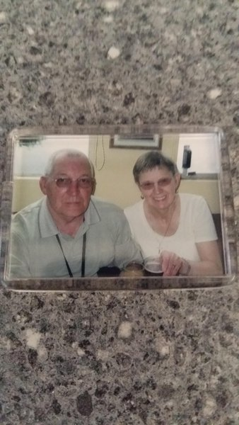 Yours and mums 53rd wedding anniversary today we love n miss u sooo sooo much dad xxxxx