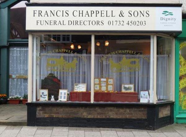 Francis Chappell & Sons Funeral Directors, Sevenoaks