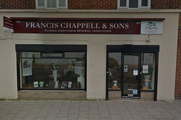 Francis Chappell & Sons Funeral Directors, Walworth
