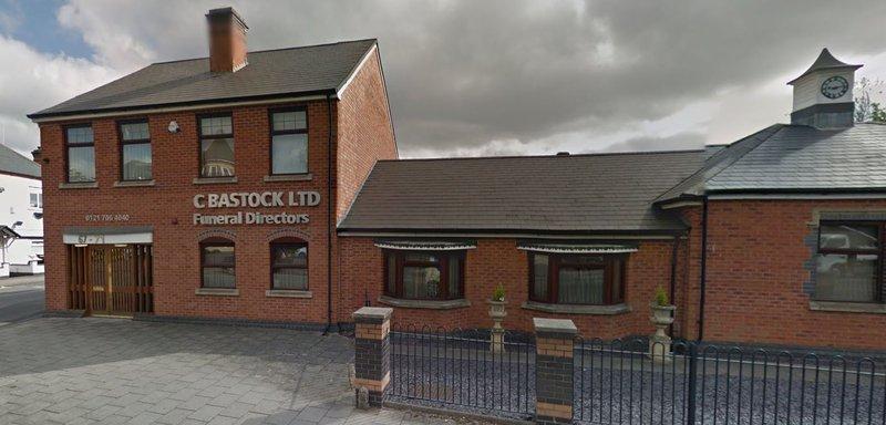 C Bastock Funeral Directors Primary Funeral Home