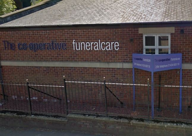Co-op Funeralcare, Hexham