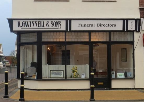 R Gwinnell & Sons, Dovercourt