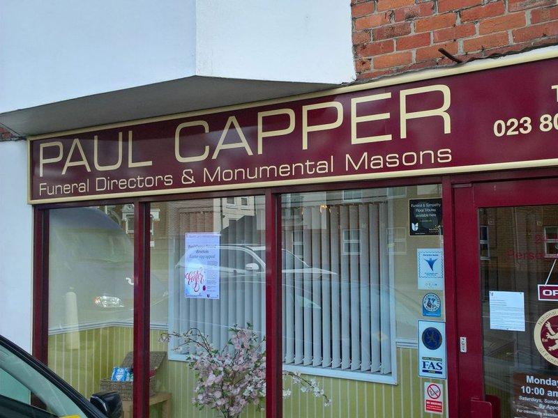 Paul Capper Funeral Directors, Basset, Hampshire, funeral director in Hampshire