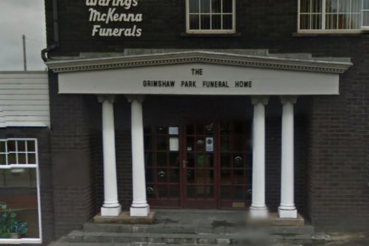 Waring McKenna Funeralcare, Blackburn