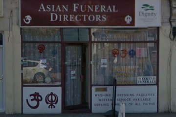 Asian Funeral Directors, Wembley