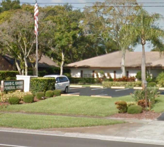 David C Gross Funeral Home, Clearwater