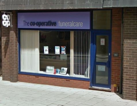 Co-op Funeralcare, Tonypandy
