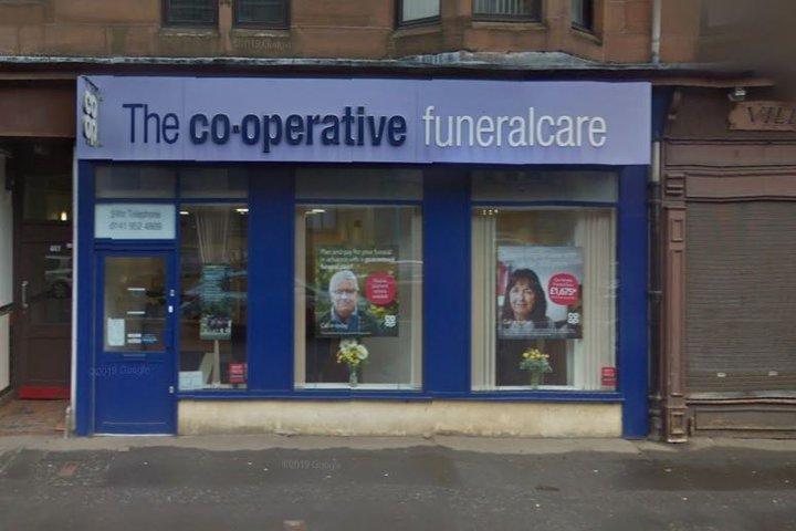 Co-op Funeralcare, Dalmuir