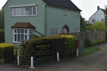 P G Oxley Ltd,  Frinton-on-Sea