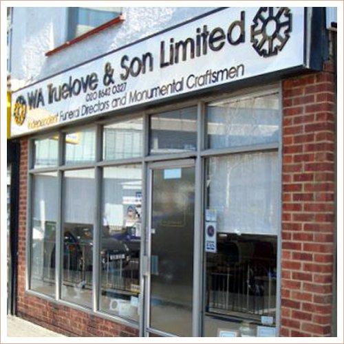 W.A Truelove & Son Ltd, Sutton High St
