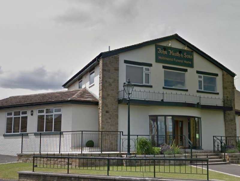 John Heath & Sons, Hollinsend Funeral Home