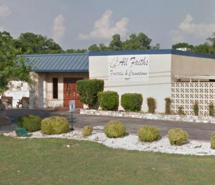 All Faiths Funeral Services, Austin N