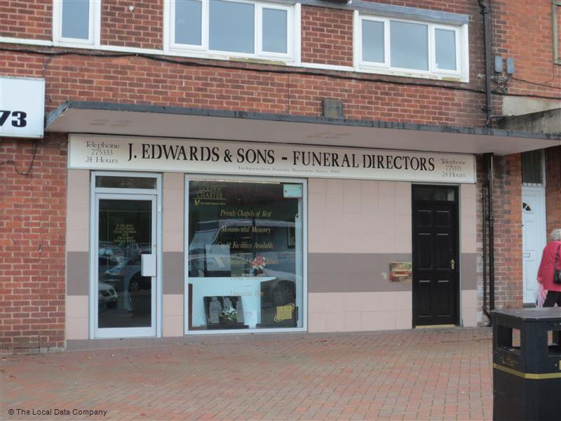 Joseph Edwards & Sons, Kidsgrove