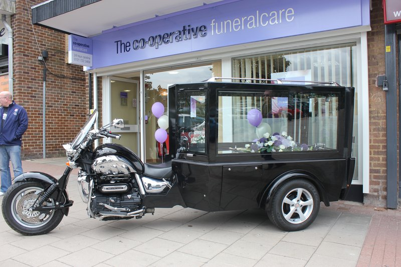 The Co-operative Funeralcare Hobs Moat, West Midlands, funeral director in West Midlands