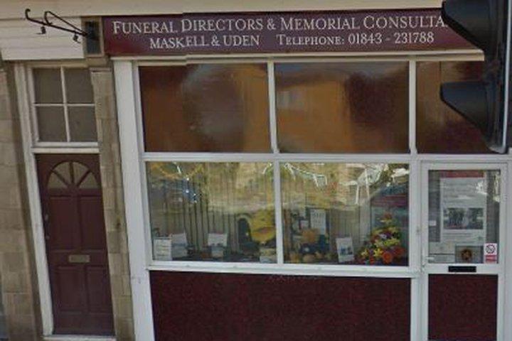 Maskell & Uden Funeral Directors, Margate