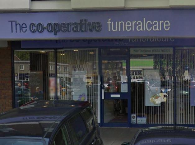 Co-op Funeralcare, Walderslade