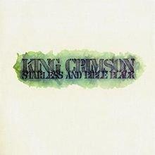Alan's favourite King Crimson album