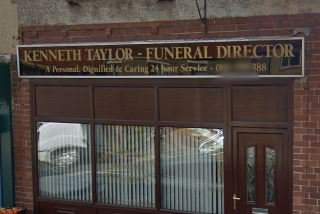 Kenneth Taylor Funeral Director