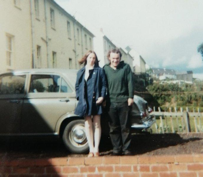 Robert and Sylvia