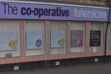 The Co-operative Funeralcare, Shettleston