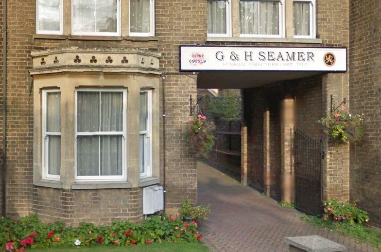 G & H Seamer