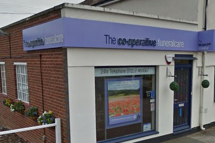 Co-op Funeralcare, Canterbury