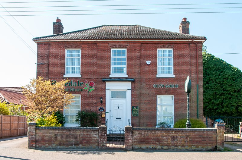 Rosedale Funeral Home, Diss, Norfolk, funeral director in Norfolk