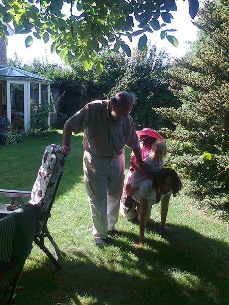 Eric, Sally & Romy 2013