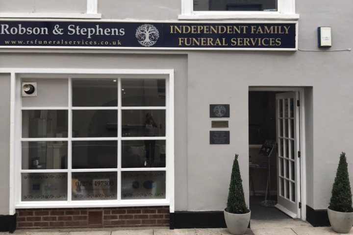 Robson & Stephens Funeral Services, Bridgwater