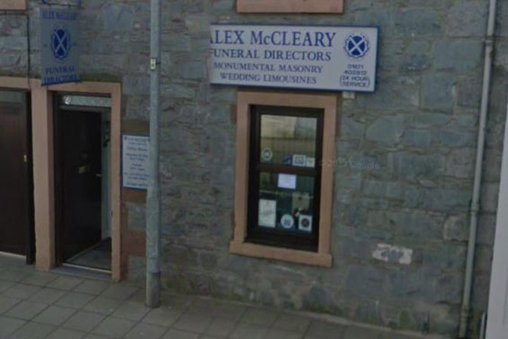 Alex McCleary Funeral Directors