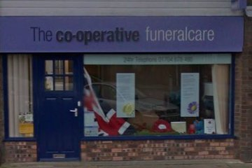 The Co-operative Funeralcare, Formby