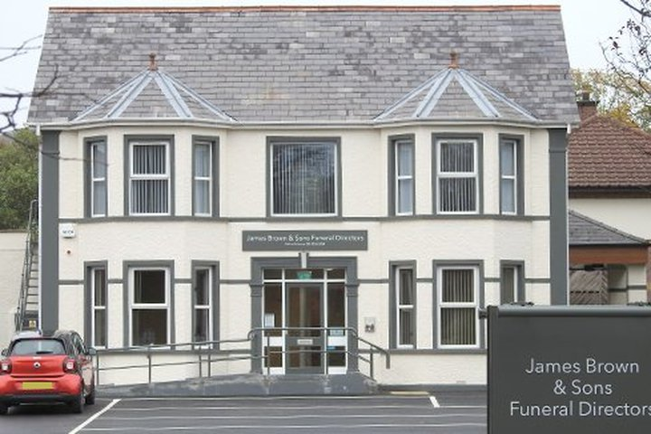 James Brown & Sons Funeral Directors, Whiteabbey