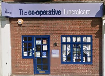 The Co-operative Funeralcare, Barking