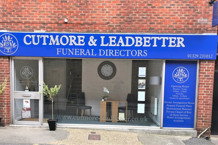 Cutmore & Leadbetter Funeral Directors