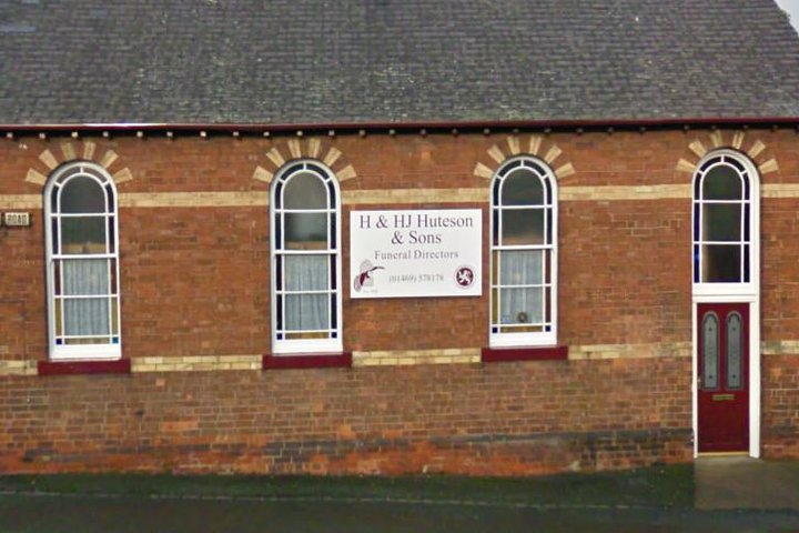 H & HJ Huteson & Sons Funeral Directors, Immingham