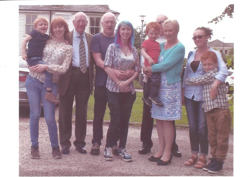 The Chilmaid Family 2015