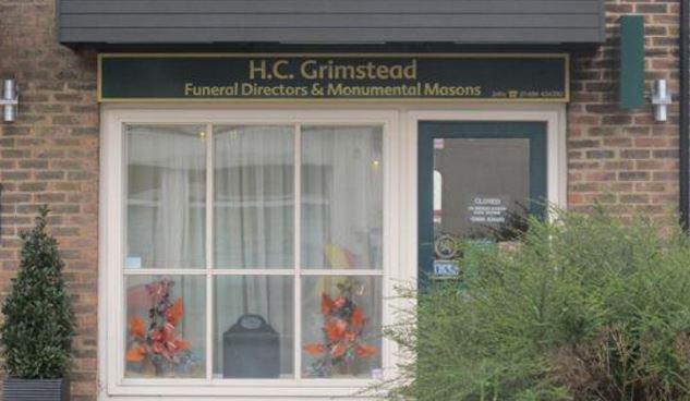 H C Grimstead Funeralcare, Amersham