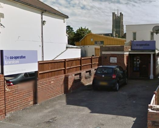 Co-op Funeralcare, Bournemouth
