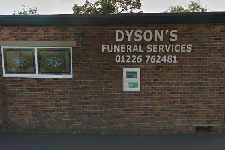K Dyson Funeral Service
