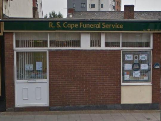 Waterloo Funeralcare (inc. R. S. Cape)