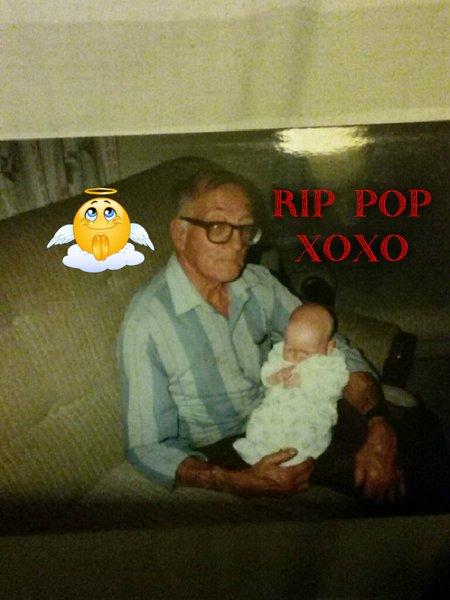 RIP Pop, I'll miss you ❤ xoxo