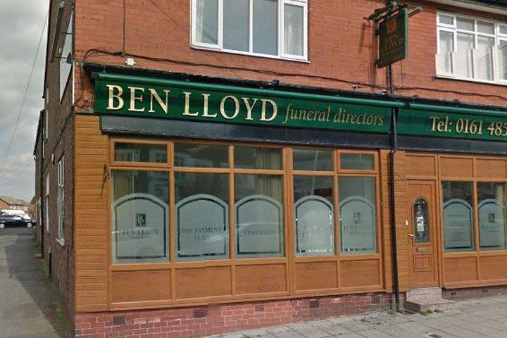 Ben Lloyd Funeralcare, Cheadle Hulme