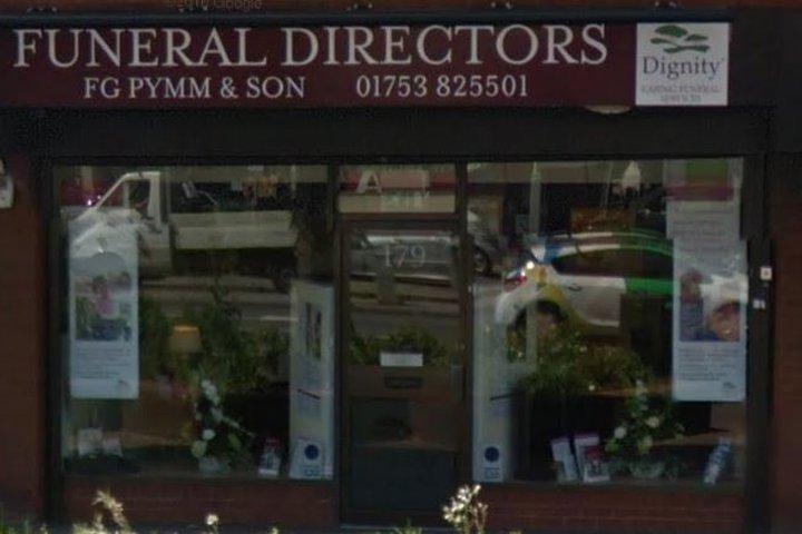 F.G.Pymm & Son Funeral Directors, Slough