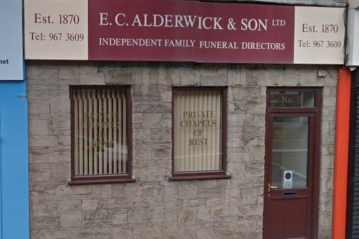 E.C Alderwick & Son Ltd, Kingswood