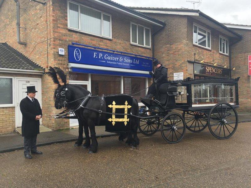 F.P Guiver & Sons Ltd, Rochford
