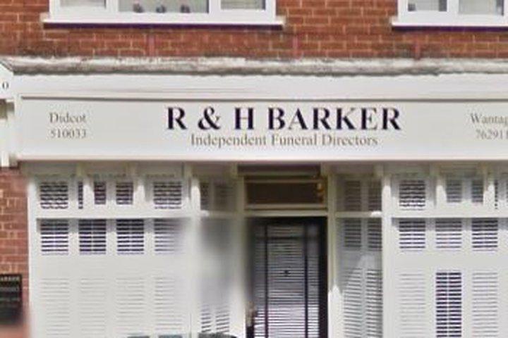 R & H Barker Funeral Directors, Didcot