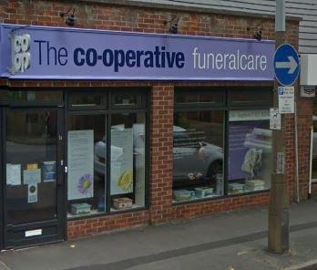 Co-op Funeralcare, Brigg